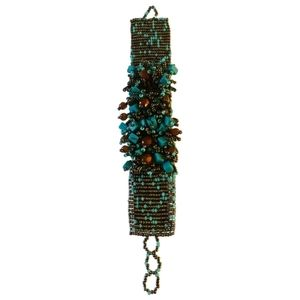 🇨🇦 Vintage seed beads bracelet